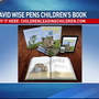 Reno native, Olympic gold medalist David Wise publishes first children's book