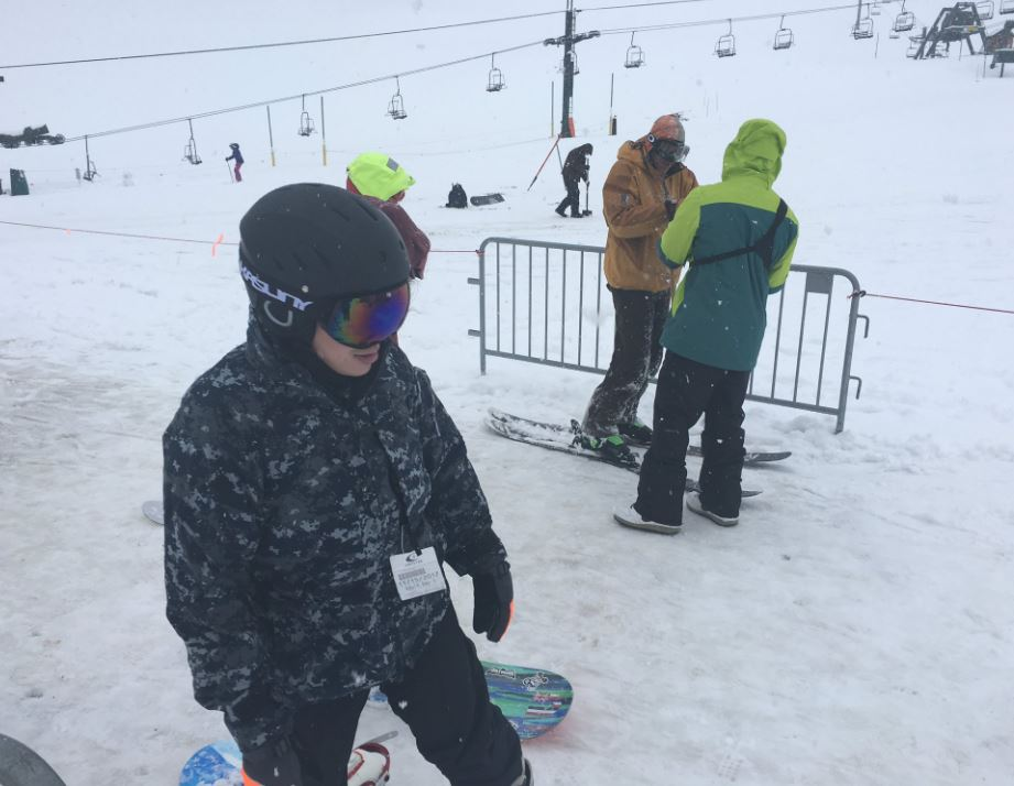 Crystal Mountain opened on Nov. 15, 2017. (Photo: KOMO News)