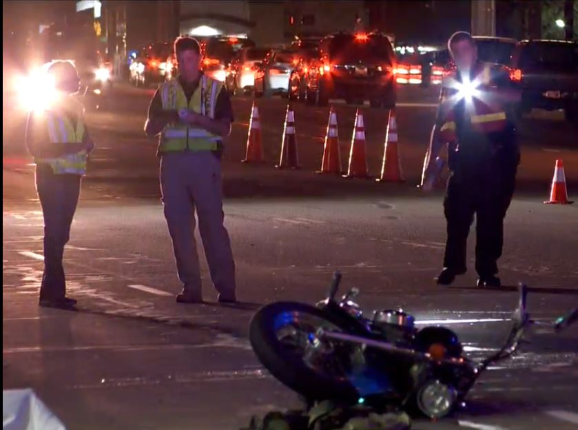 State officials say motorcycle deaths in Utah rose by 24% last year — from 38 to 47 — for the highest increase in state history. (FILE Photo: KUTV)