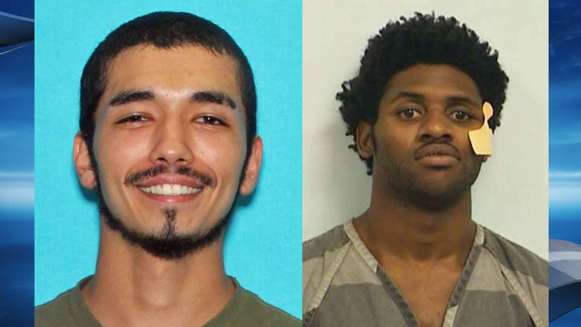 Investigators say Jordan Michael Rodriguez (pictured left), 20, of Bastrop, died early Thursday from a gunshot wound outside a home in southeast Travis County. Carrington Kazhean Waites (Pictured right), has been charged with tampering with evidence charge in connection to the case. (Photos courtesy: Travis County Sheriff's Office)