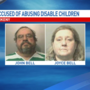 Couple who adopted disabled kids accused of physical abuse