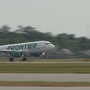 Frontier expands service at T.F. Green Airport