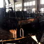 Fire at Salmon Bay boat house blamed on improperly discarded rags