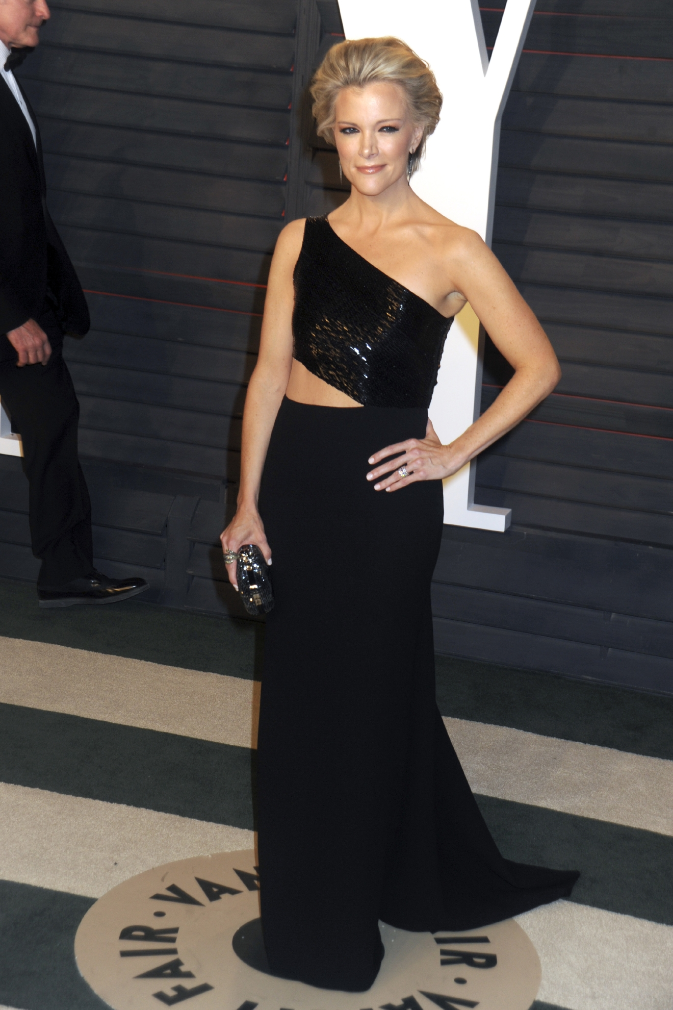 Megyn Kelly attending the 2016 Vanity Fair Oscar Party Hosted By Graydon Carter at Wallis Annenberg Center for the Performing Arts on February 28, 2016 in Beverly Hills, California.                                    Where: Hollywood, California, United States                  When: 28 Feb 2016                  Credit: Dennis Van Tine/Future Image/WENN.com                                    **Not available for publication in Germany, Poland, Russia, Hungary, Slovenia, Czech Republic, Serbia, Croatia, Slovakia**