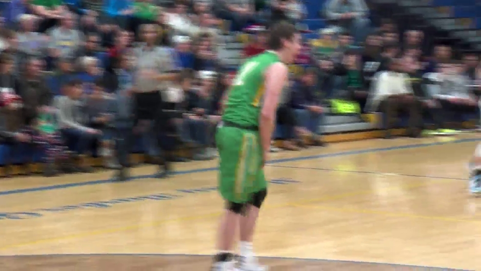 12.23.16 Video- Bishop Donahue vs. Steubenville Central- high school boys basketball