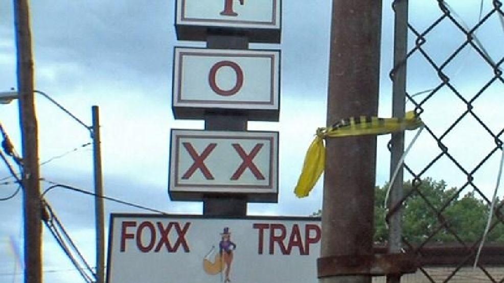 Gun Wielding Security Guard At Foxx Trap Strip Club Shot
