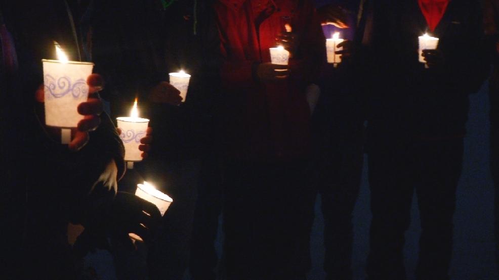 Vigil Held For Teen Killed In Crash Wstm
