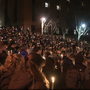 Hundreds mourn death of Towson student