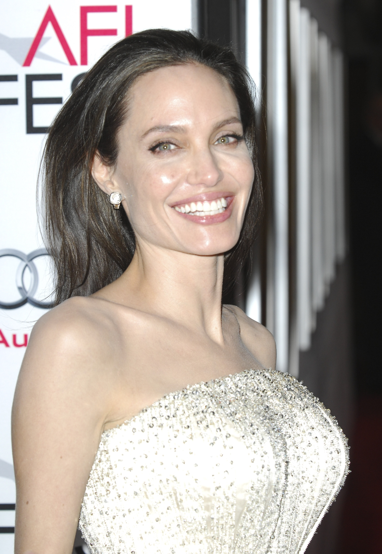 Film Premiere of By The Sea                                    Featuring: Angelina Jolie                  Where: Los Angeles, California, United States                  When: 06 Nov 2015                  Credit: Apega/WENN.com