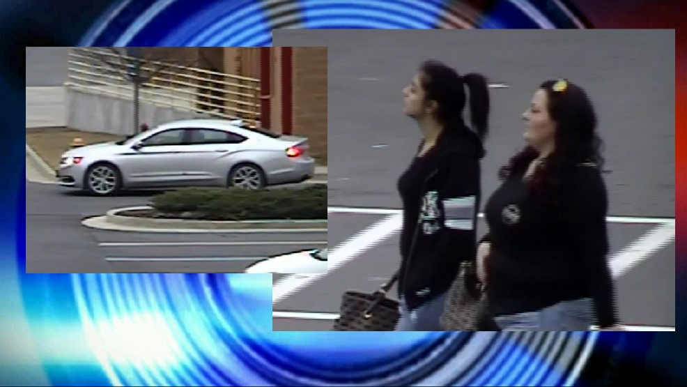 Women caught on camera shoplifting at Dalton Kohl's | WTVC