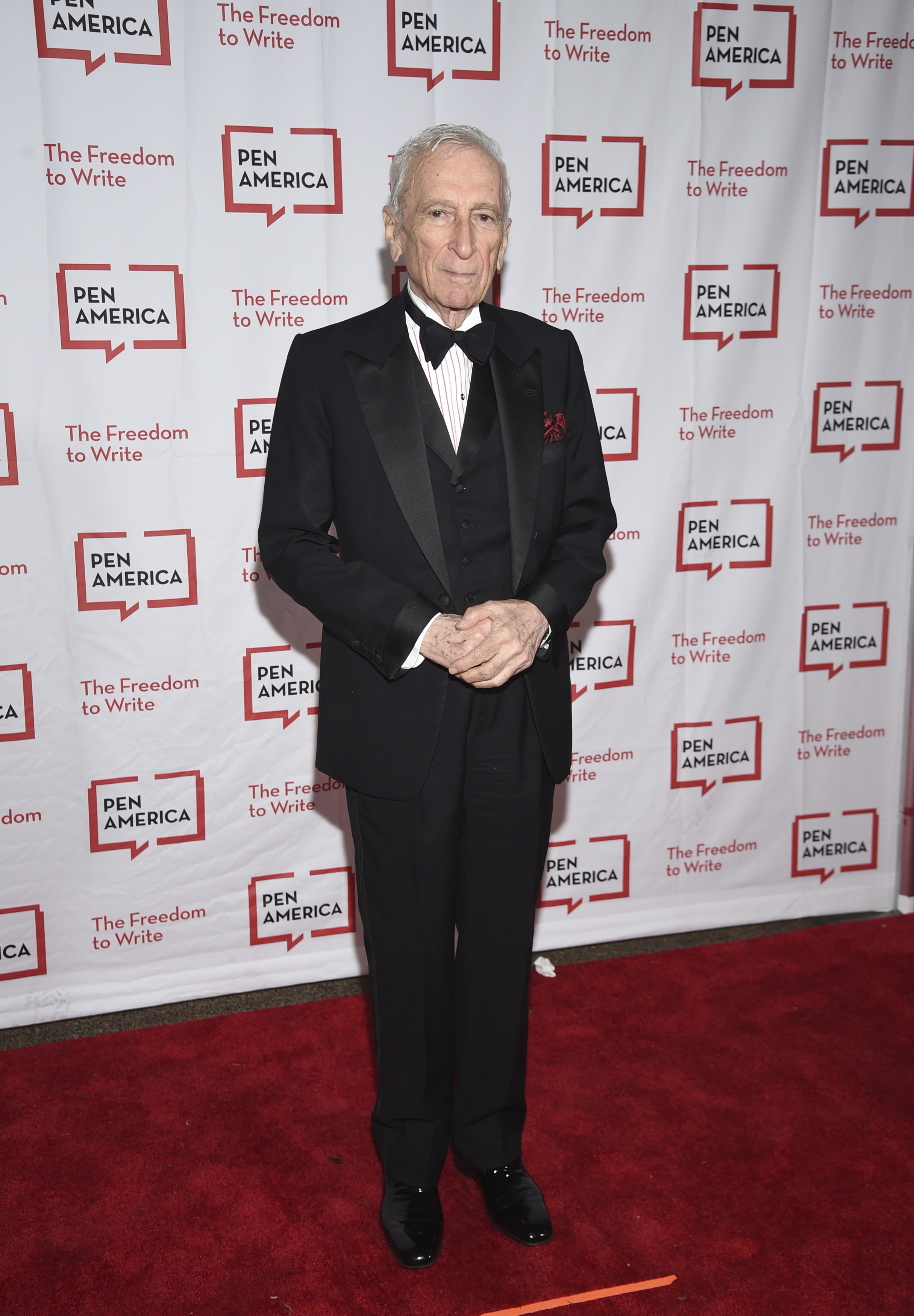 Writer Gay Talese attends the 2018 PEN Literary Gala at the American Museum of Natural History on Tuesday, May 22, 2018, in New York. (Photo by Evan Agostini/Invision/AP)