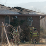 Family left homeless following Bluffdale fire