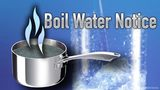 Pinewood under boil water notice due to repairs