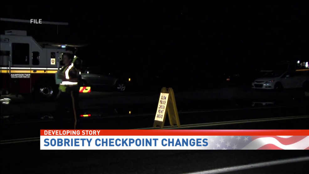 PA Supreme Court weakens DUI checkpoint powers | WHP