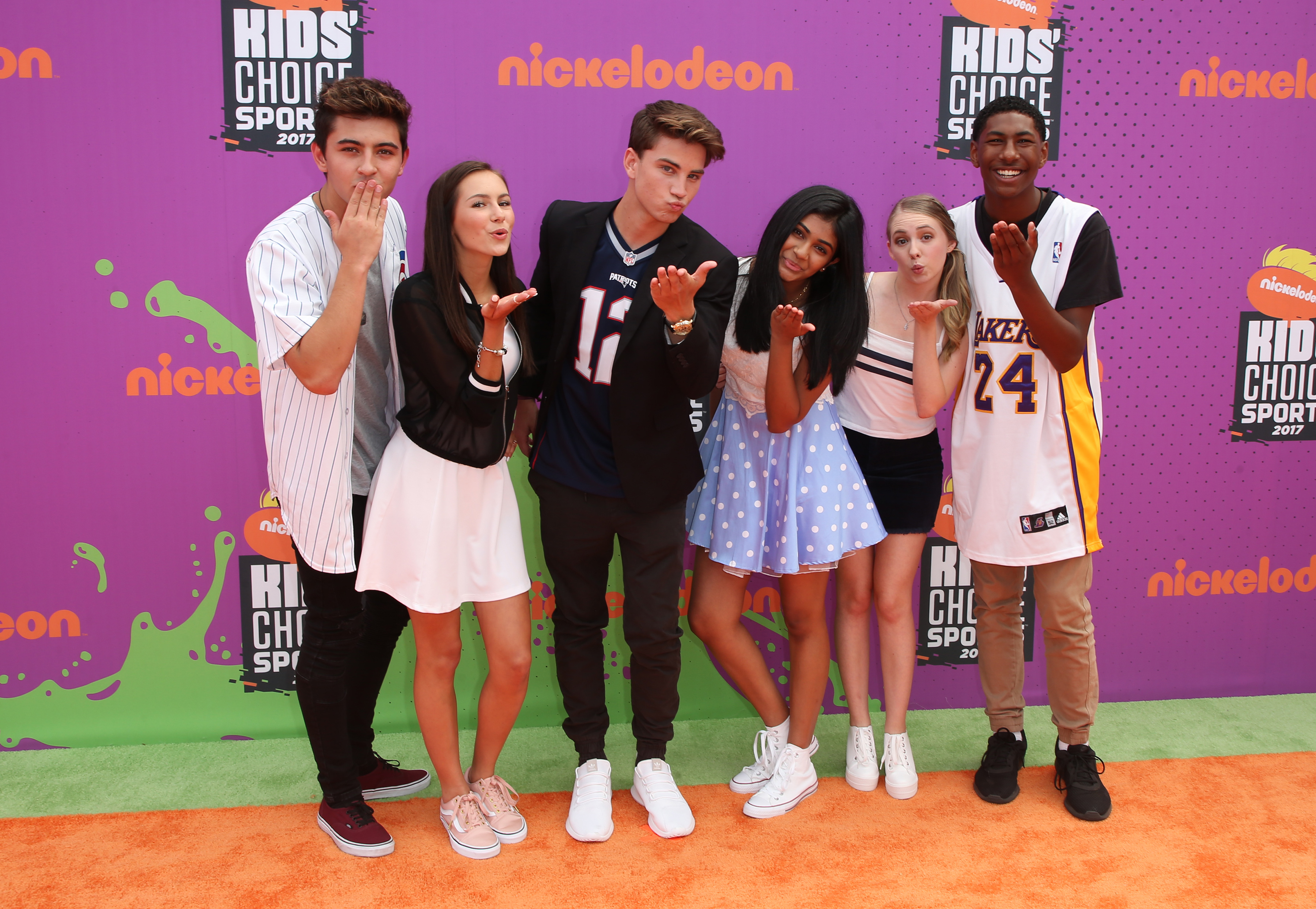 Nickelodeon Orange Carpet 2017 Carpet Vidalondon