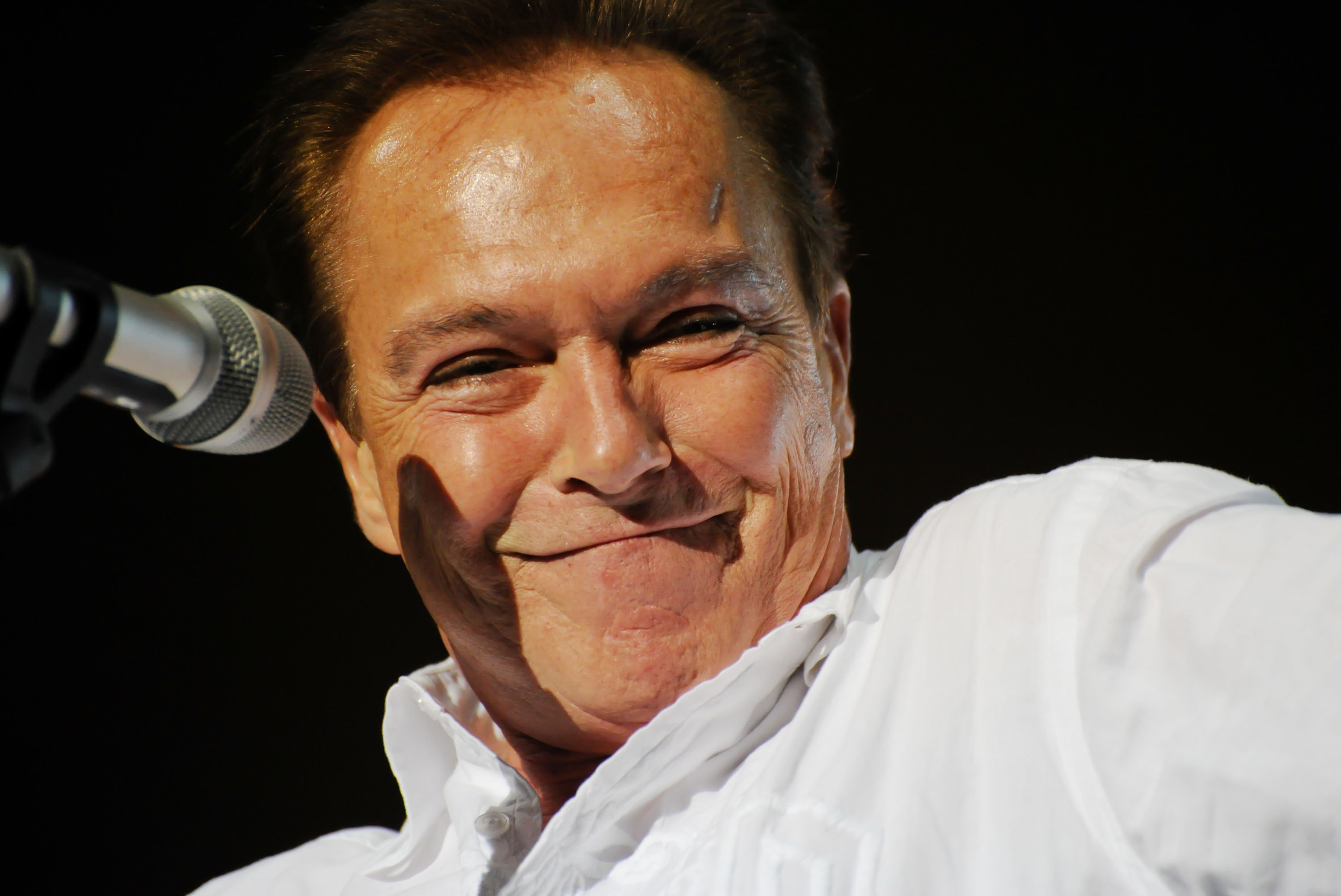 David Cassidy Once In A Lifetime at Birmingham LG Arena Birmingham, England - 09.11.12  Featuring: David Cassidy Where: Birmingham, United Kingdom When: 09 Nov 2012 Credit: Anthony Stanley/WENN