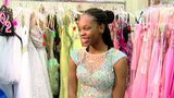 Cinderella's Closet: Volunteers give away prom dresses to help students