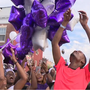 Hundreds honor 7-year-old shooting victim Taylor Hayes