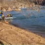 Teen rescued after trying to swim in Potomac River