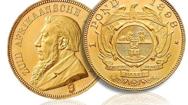 South Africa's Rarest Gold Coin is the Infamous Single 9 Pond
