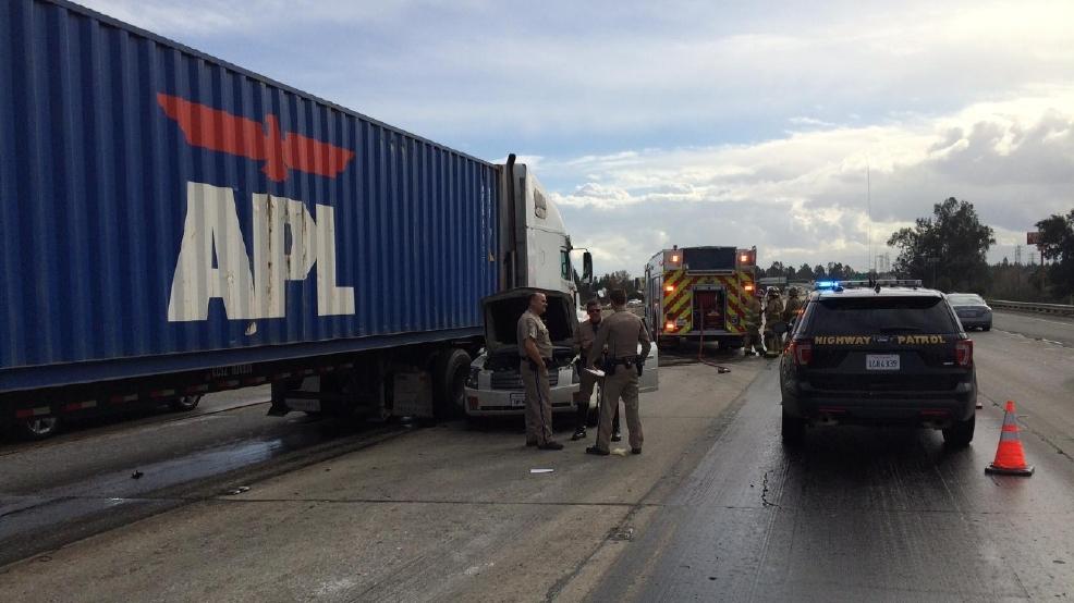 several lanes of southbound hwy 99 at rosedale hwy closed after fatal crash