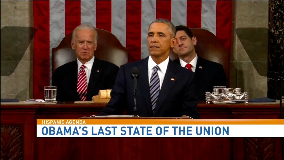 a discussion on the state of the union address The text of the president's state of the union address  and i'd welcome a serious discussion about that the state of our union is.