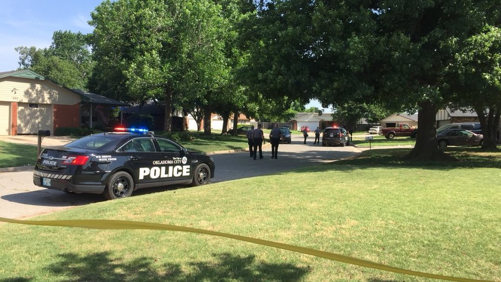 Officer shoots dog attacking people in northwest Oklahoma City   KOKH