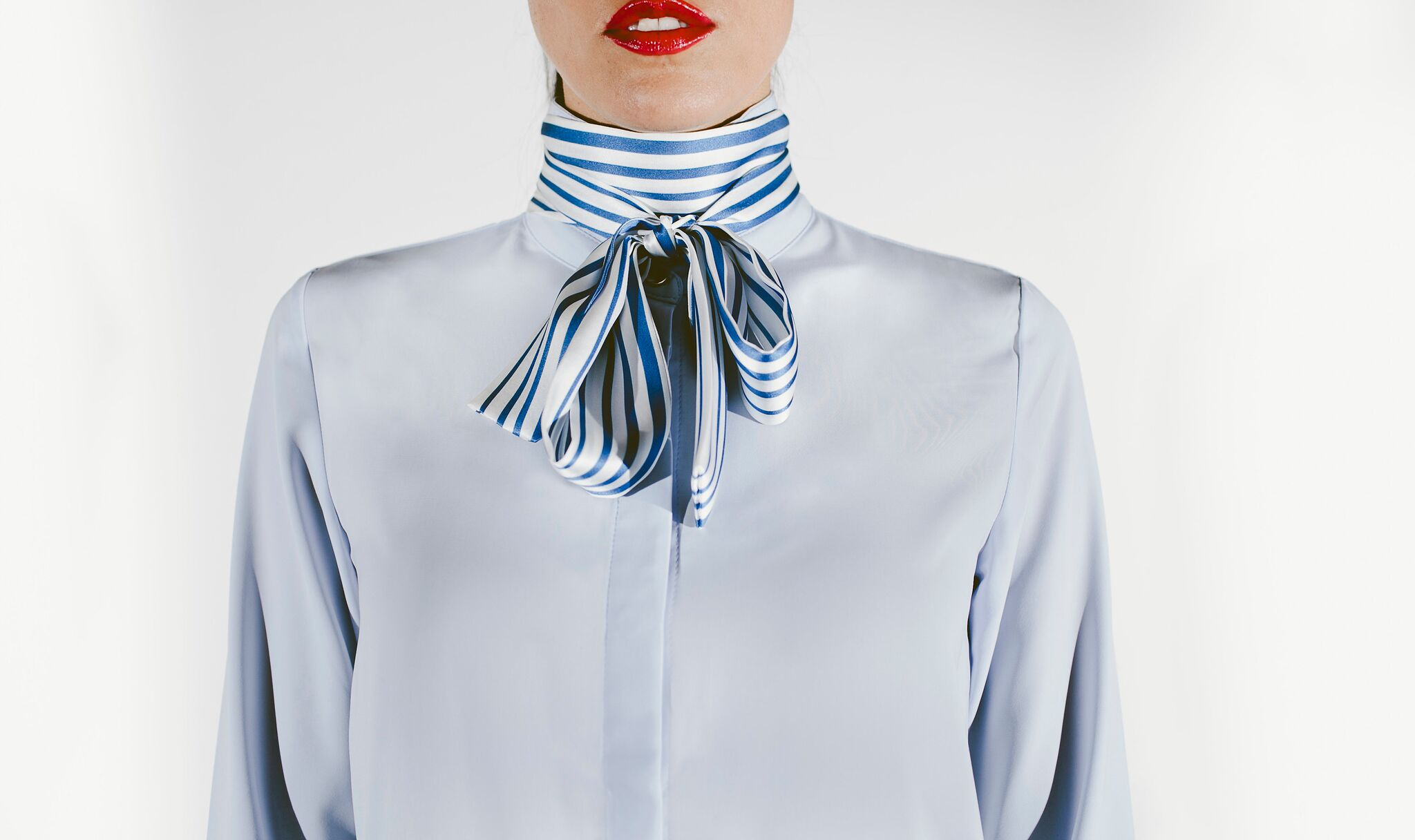 "<p>Necktie: ""The Saint Teresa"". Mother Teresa is a saint amongst the saints. She is a woman admired and respected as one of the greatest humanitarians of the 20th-century. She was a person that made a profound impact on human life and forced people to look at the world with a different eye. (Image @ Elizabeth Zuluaga for andieanderin)</p><p></p>"