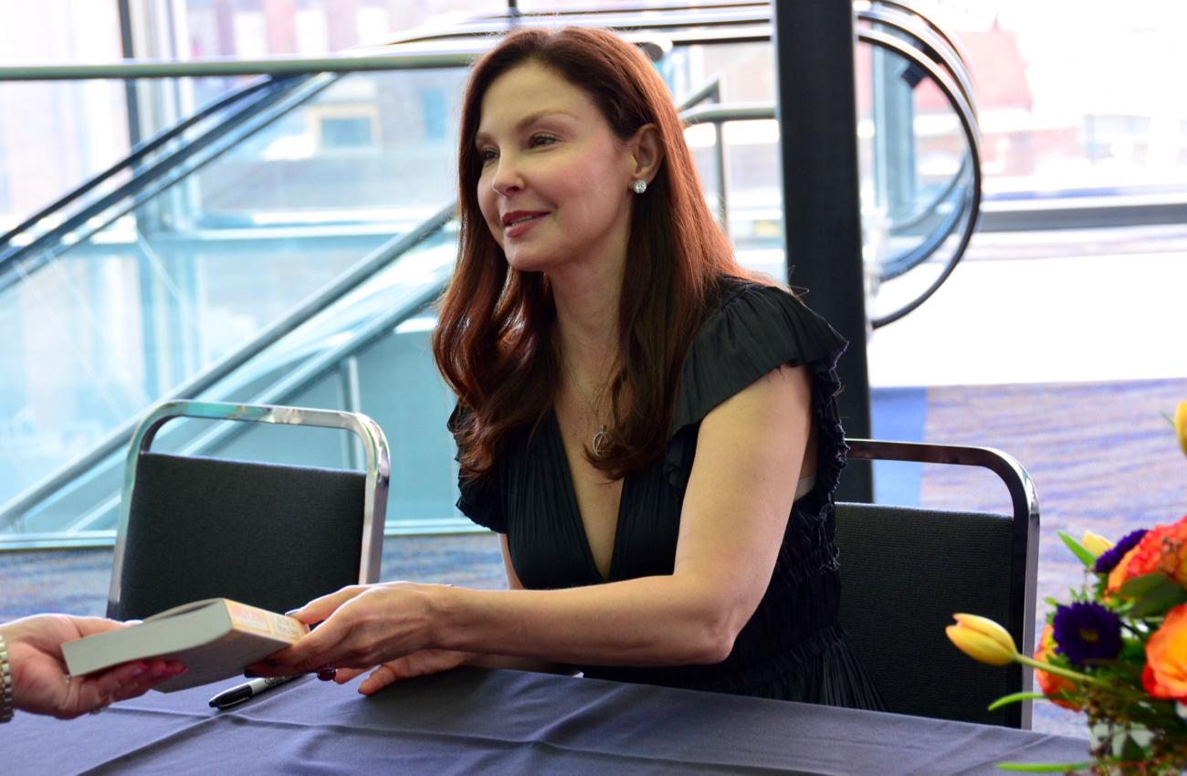 Pictured: Ashley Judd / Event: YWCA Luncheon (May 9) / Image: Leah Zipperstein // Published: 6.6.18