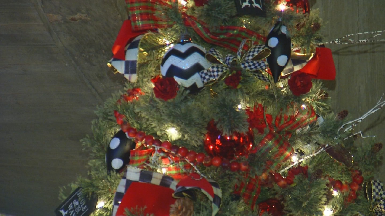 Everson Museum kicks off 31st annual Festival of Trees