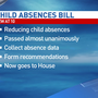 Senate bill to reduce child absences passes