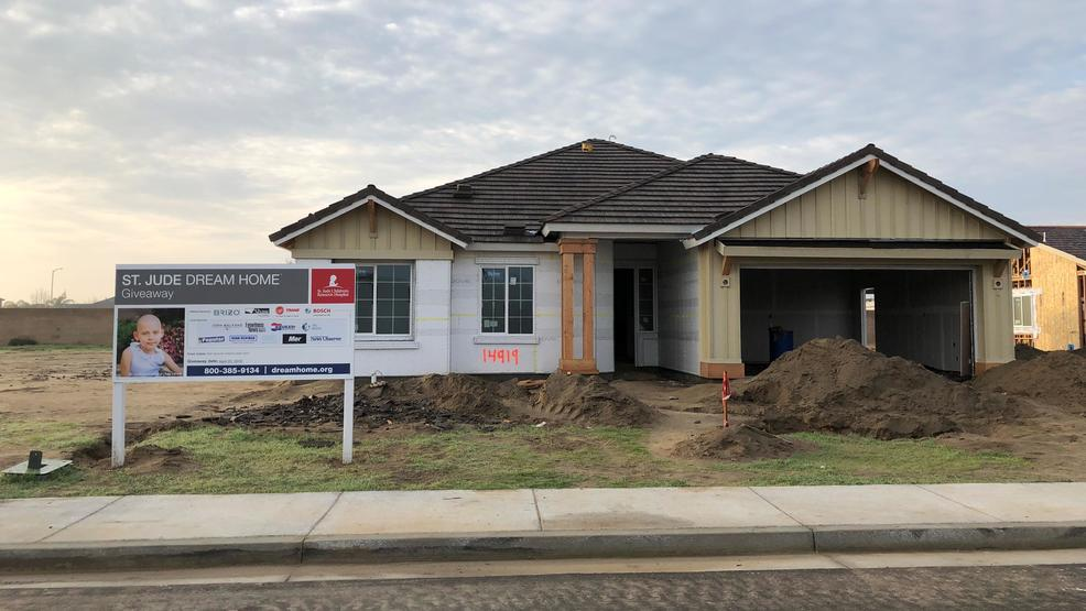 Tickets On For Bakersfield St Jude Dream Home Giveaway
