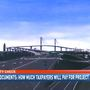 Documents obtained by NBC 15 News show $3-$5 I-10 bridge toll being studied