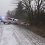 Fatal crash on Hwy 99W north of Corvallis; Road covered with snow, ice