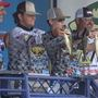 Bassmaster Elite competes in Orange
