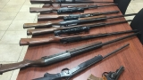 Collinsville police find 27 stolen guns in home after domestic dispute