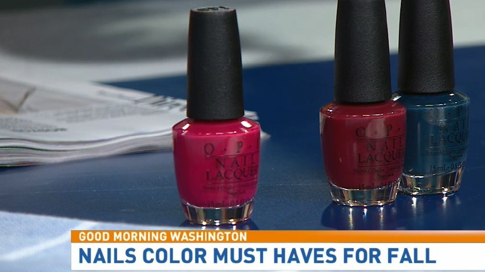 Varnish Lane Nail Salon shows GMW the fall nail trends you need now!