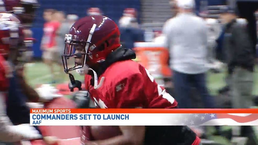 It S Game Week San Antonio Commanders Set To Kick Off