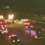 Two injured in I-97 crash