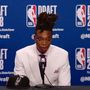 Spurs select Miami's Lonnie Walker IV with 18th pick in 2018 NBA Draft