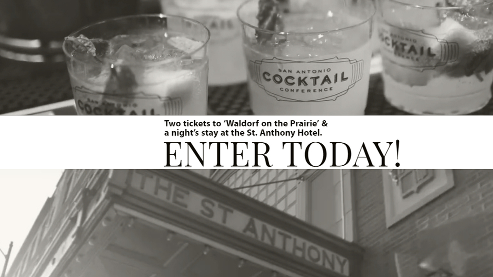 Cocktail Conference Giveaway: Win a night to remember!