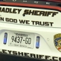 "Bradley County Sheriff's Office adds ""In God We Trust"" decals to cruisers"