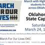 Local students prepare for March for Our Lives OKC