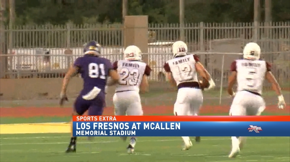 Los Fresnos Sharp In Road Win At McHi
