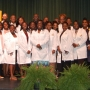 23 C.A. Johnson students receive white medical coats, sets program record