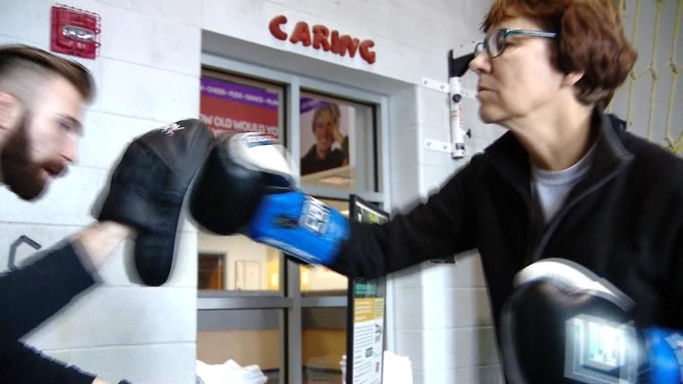 Oshkosh YMCA fights Parkinson's Disease with Rock Steady Boxing ...