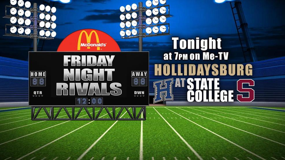 Friday Night Rivals: Hollidaysburg at State College