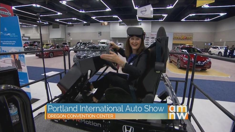 Nw honda dealers virtual reality experience at the auto for Honda dealerships portland