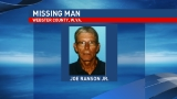 Officials: Hurricane man traveling to Webster County reported missing
