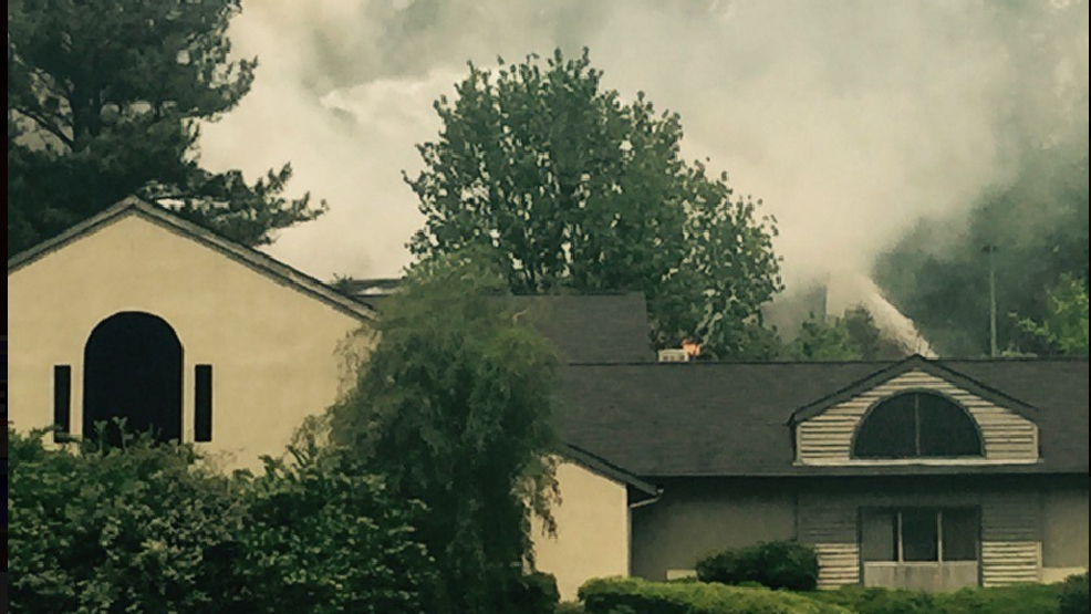 Fire breaks out at Rime Garden Inn Suites in Irondale WBMA
